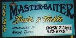 Funny Picture - Master-Baiter