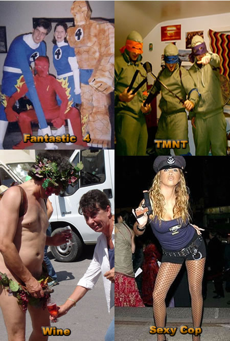 Funny Picture - Funny Halloween Costumes