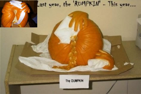 Funny Picture - The Dumpkin