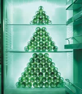 Funny Picture - A Heineken Christmas