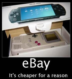 Funny Picture - Ebay...