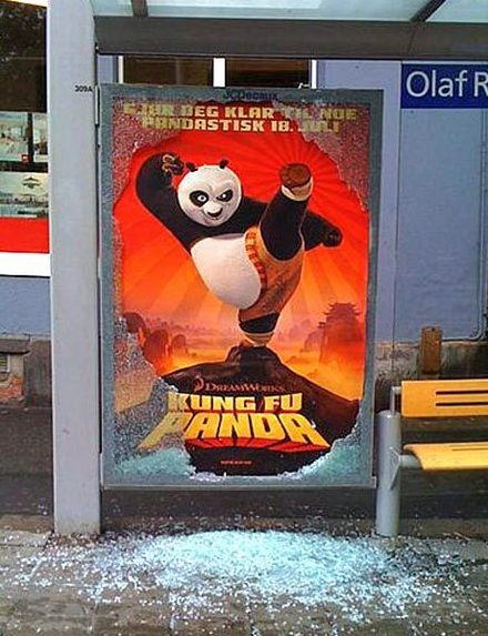 Funny Picture - Kung Fu Panda