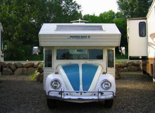 Funny Picture - Bug RV