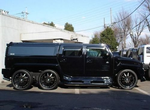 Funny Picture - Hummer Limo