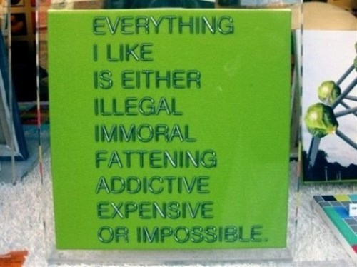Funny Picture - Everything I Like...