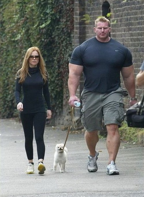 Funny Picture - Hulk IRL