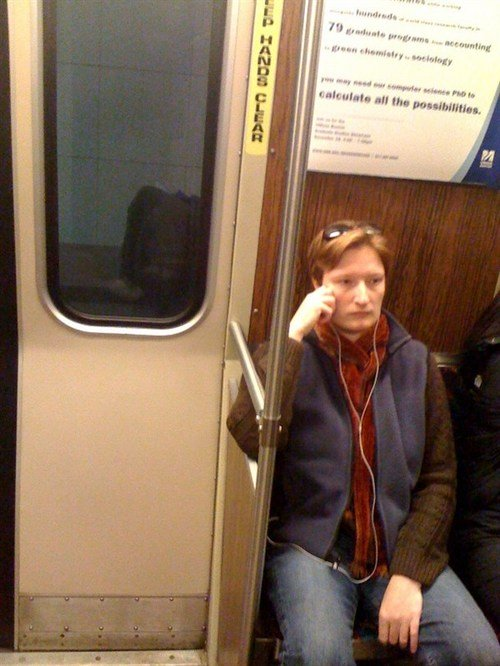 Funny Picture - Woman That Look Like Conan O`Brien
